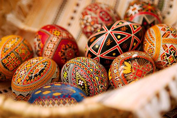 Писанка. Фото сайта www.vox.com.ua