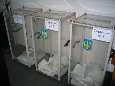 Українці голосують в польщі